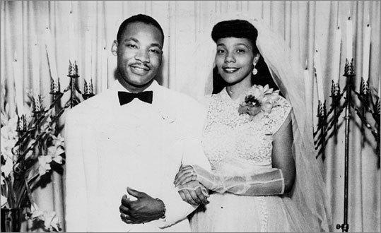 Martin and Coretta