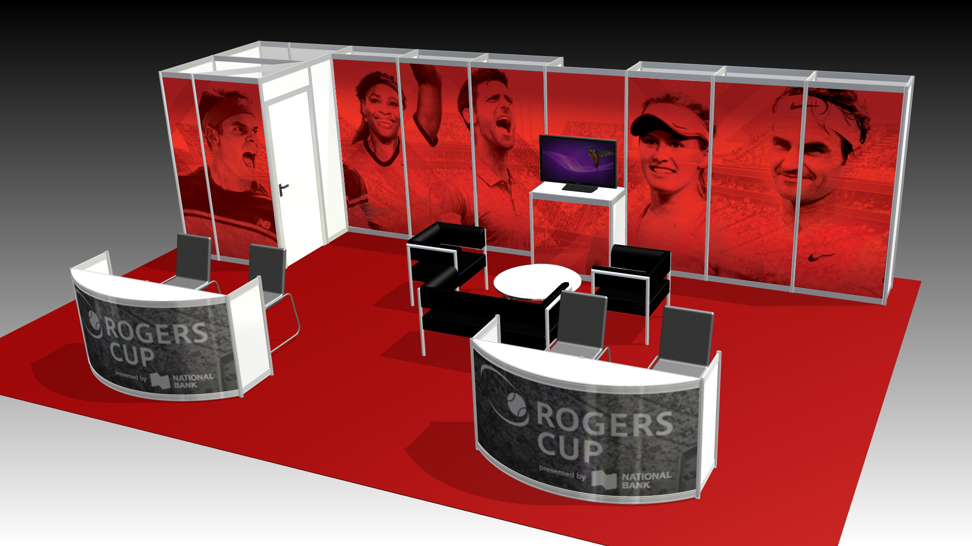 Advance Ticket Tent @ Rogers Cup 2016_01.jpg