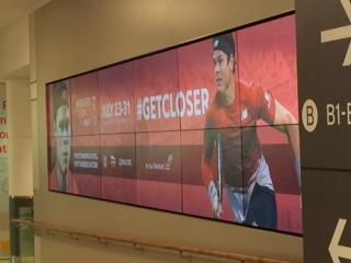 YYZ Terminal Ad