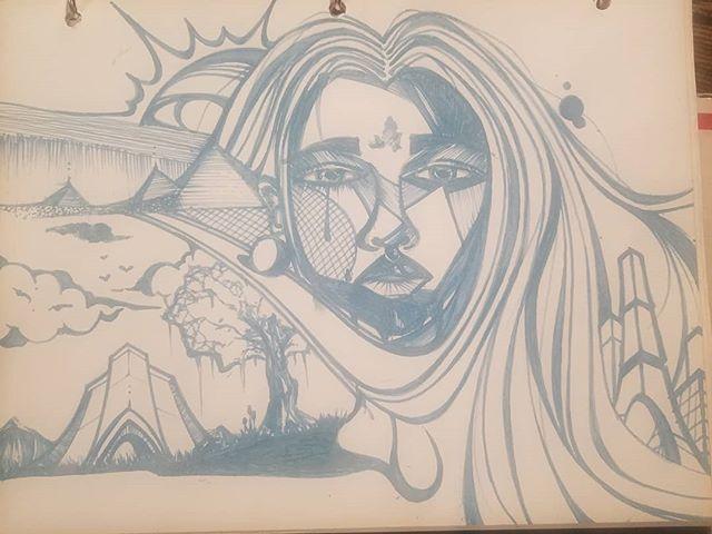 Oil based marker on paper  #oilbasedmarkers #futuristicartwork #abstractartist #artist #futuristic #abstractart #illustration #artistic #freelanceartist #artworks #surrealart #artists #surrealartist #futurism #surrealartwork #aliceinwonderland #futuristicart #artwork #illustrationart #artistlife