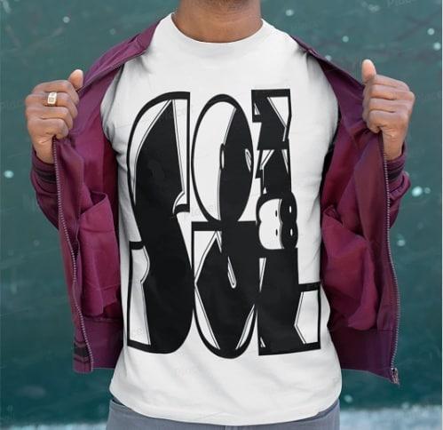 #artist #tshirt #artwork #art #streetwear #streetwearstyle #tshirtstyle #soul718 #fallingsoul #streetwearclothing #soul #streetwearfashion #brooklyn