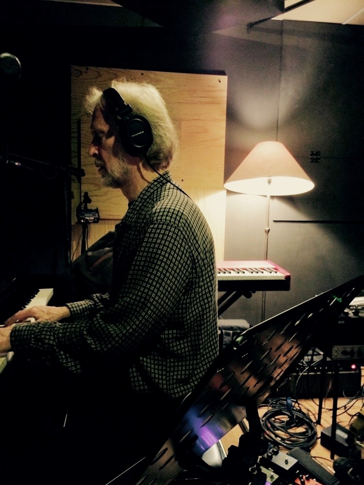 Craig Doerge Tracking Piano