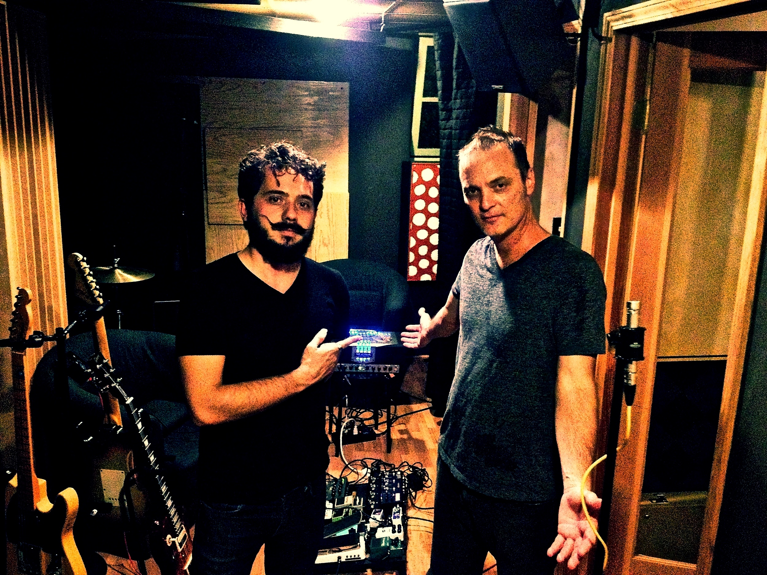 JP Mourão and Dave Karasony ~ Post Tracking