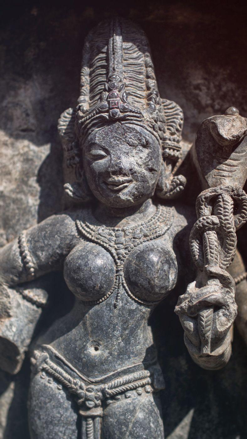 Yogini, Orissa 2016