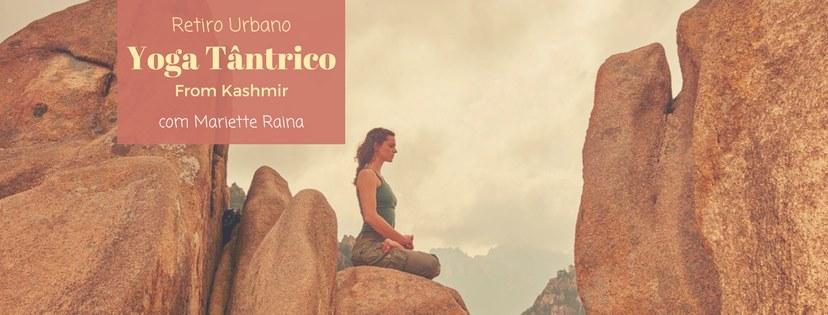 MAriette Raina Yoga Tântrico