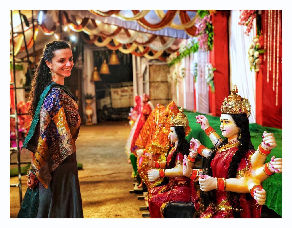 Bhedaghat Festival day
