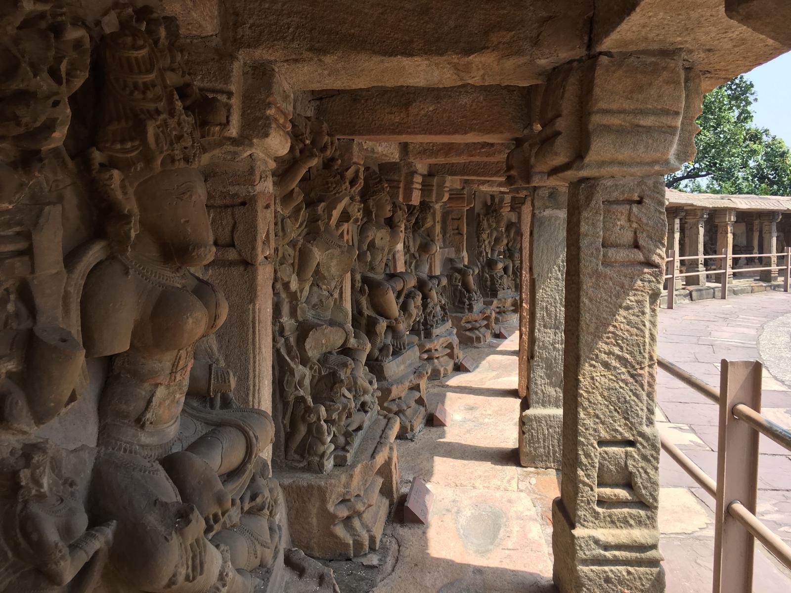 Bhedaghat Yogini temple