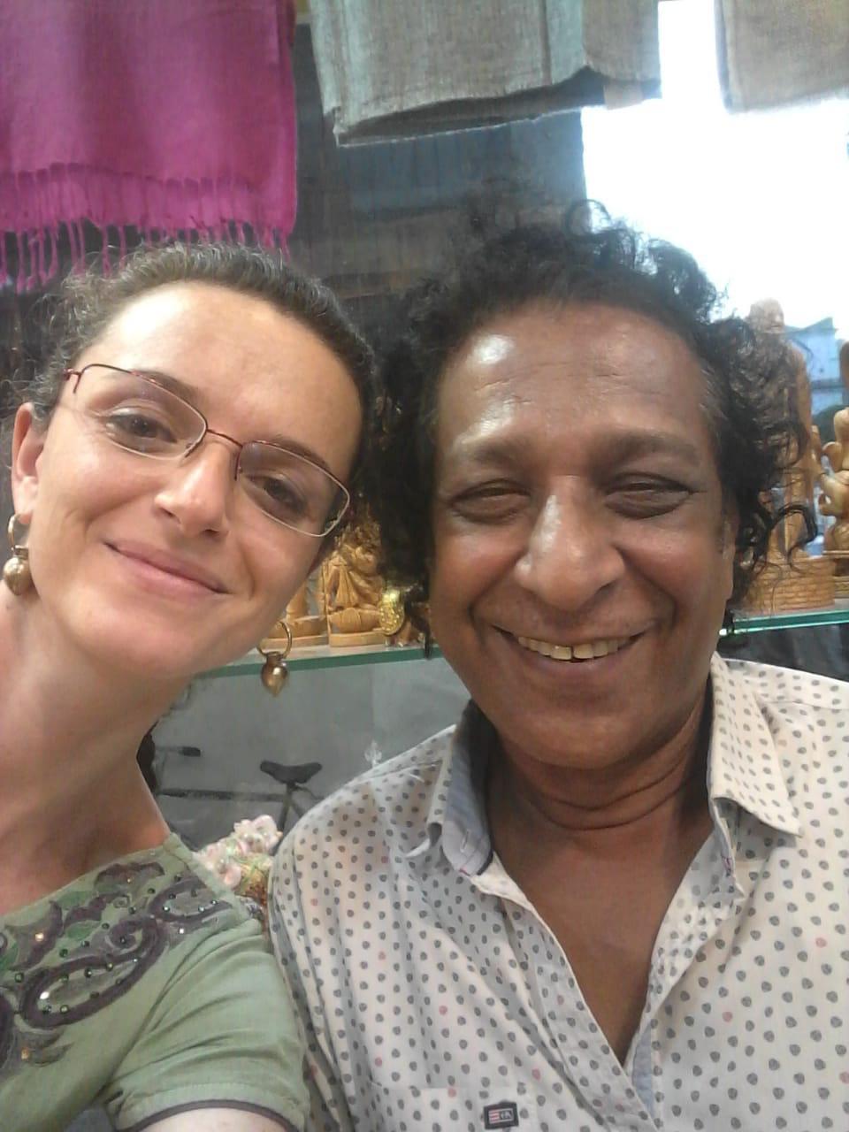 Nawalji, the best, Varanasi <3