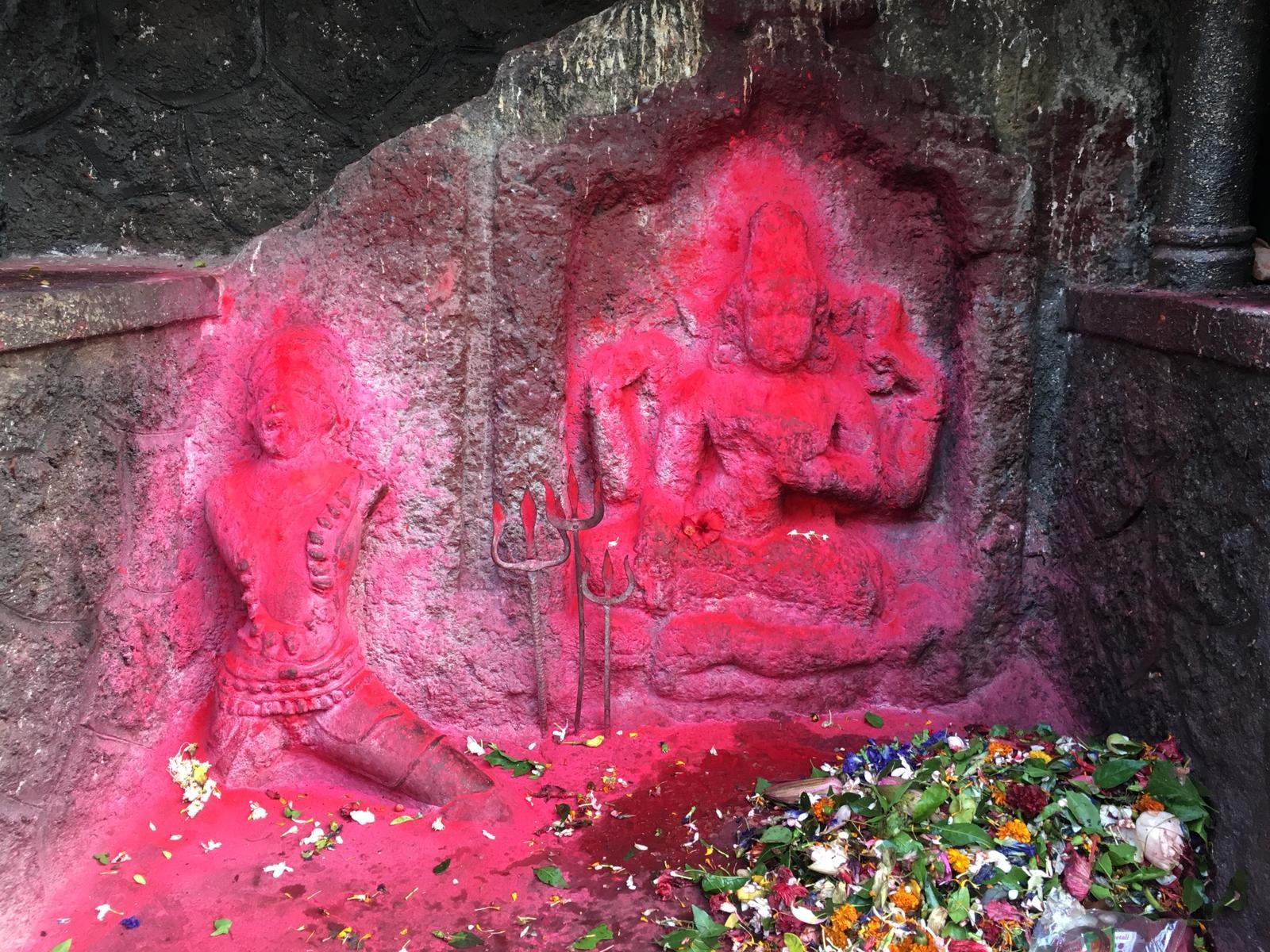 Godess in Kamakhya