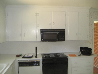 Kitchen Remodel: BEFORE ... Get prepared to see our change!