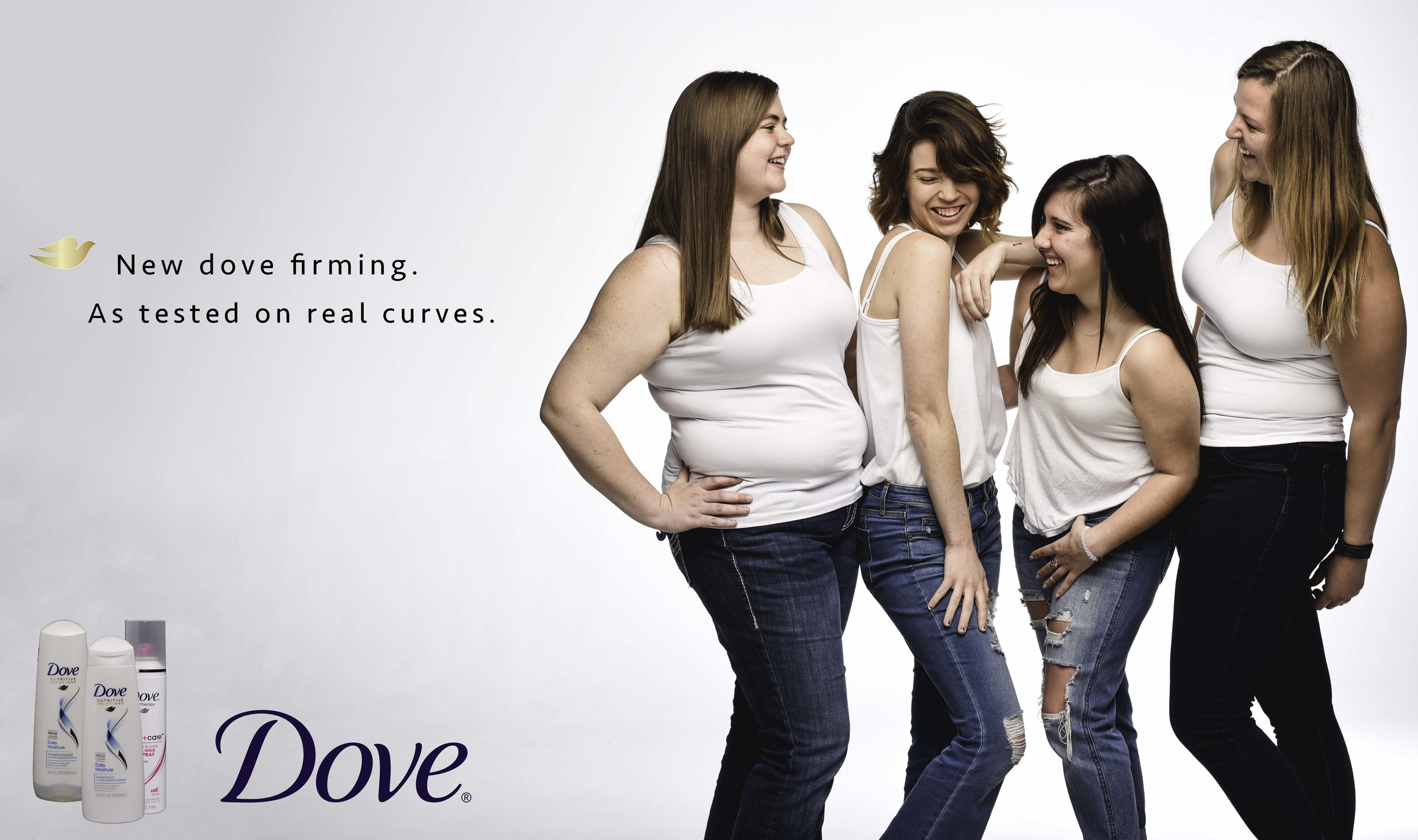 My beautiful models.Left to Right. Emma Wilson, Lara Richardson, Michiah Posey, Alexis Mayreen Mumford Nowling.