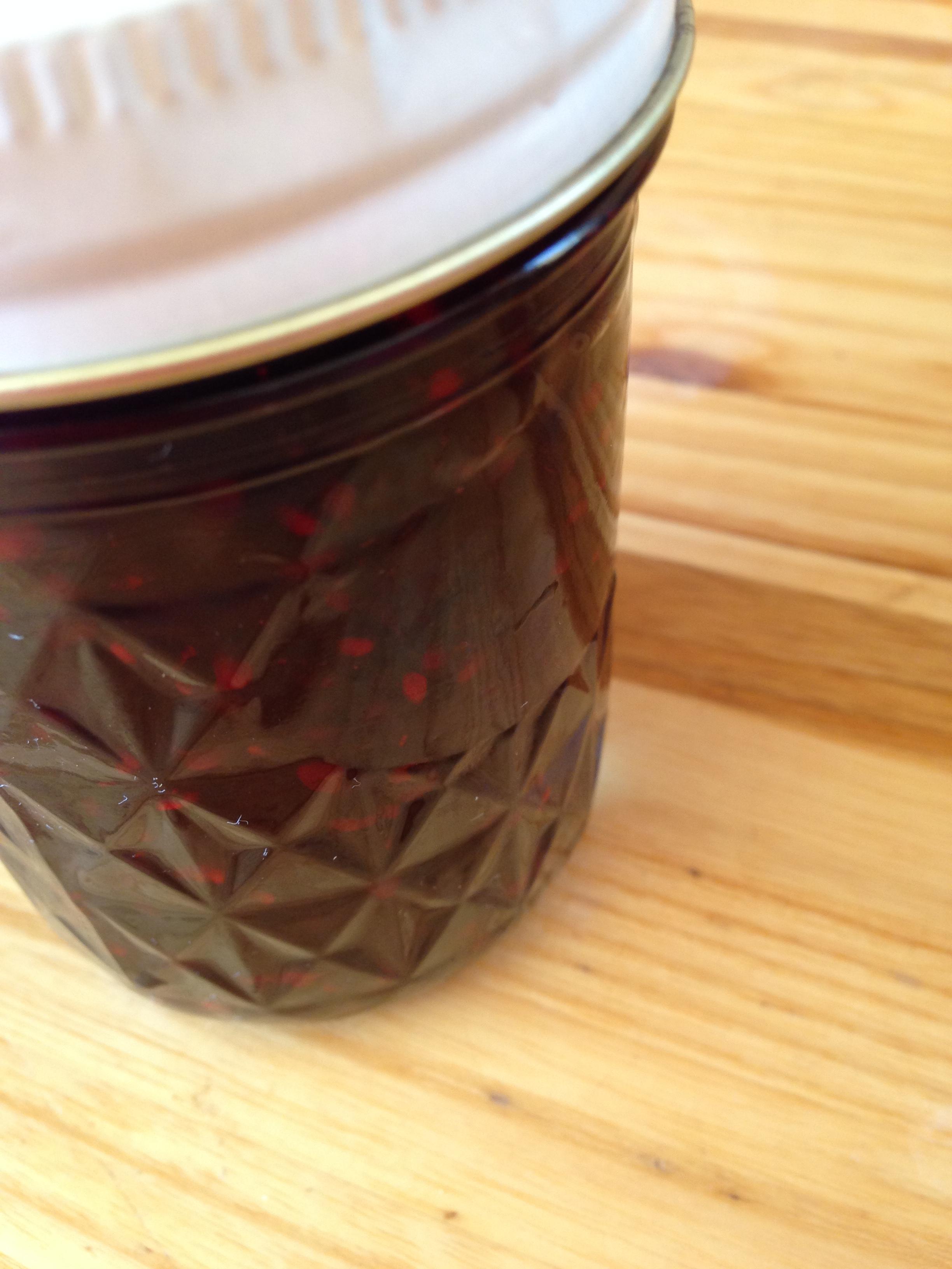 A Beautiful Jar of Jam!