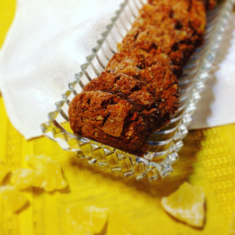 Coconut Pineapple Date Sugar Cookies