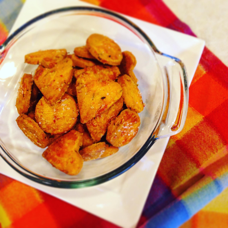 Gluten & Dairy Free Tomato Thyme and Sea Salt Savory Shortbread
