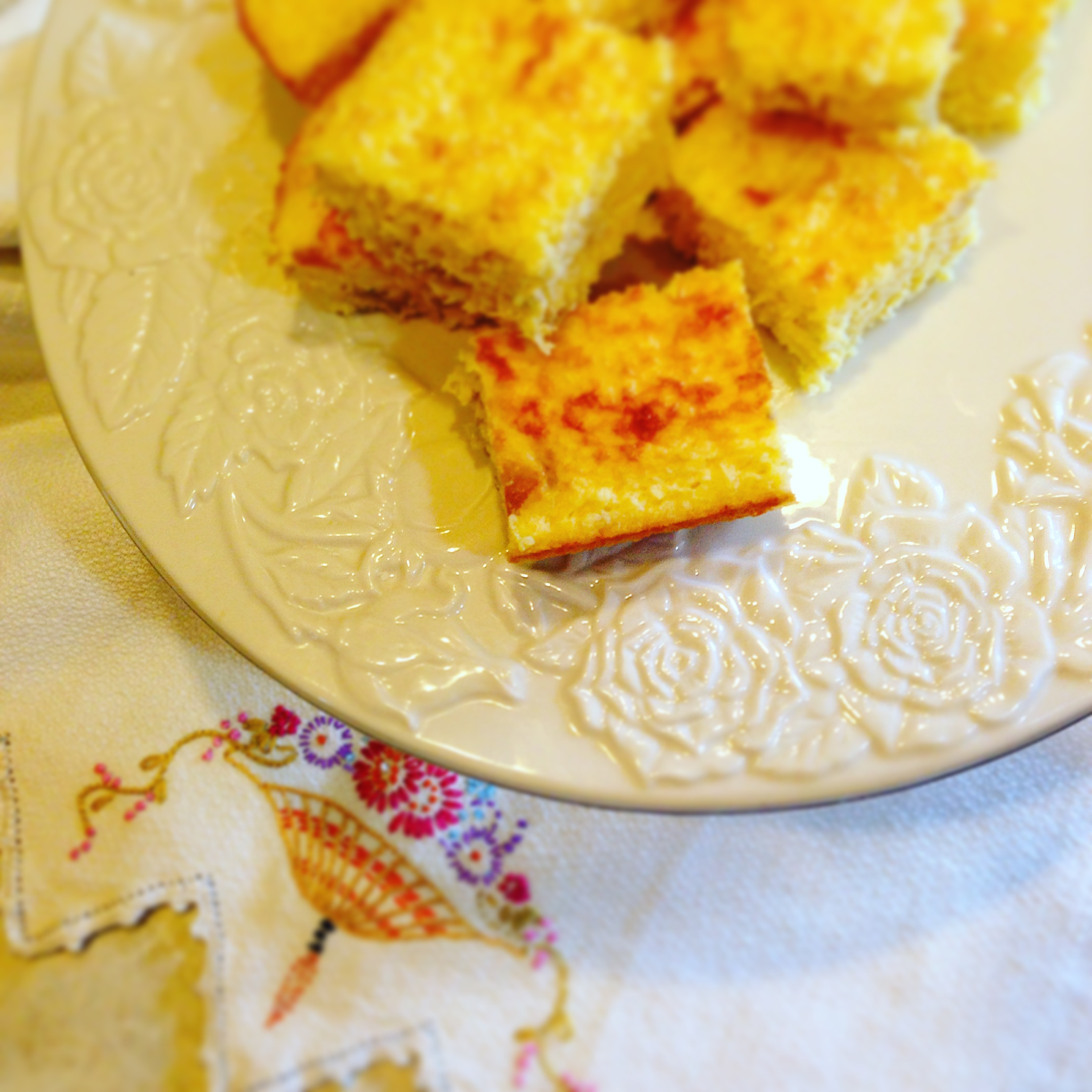 caramelized onion southern cornbread