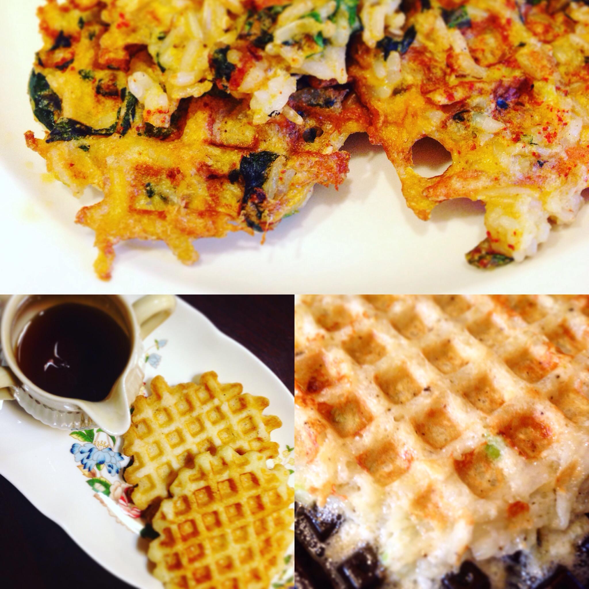 Waffle Round Up! 3 Gluten Free Waffles!