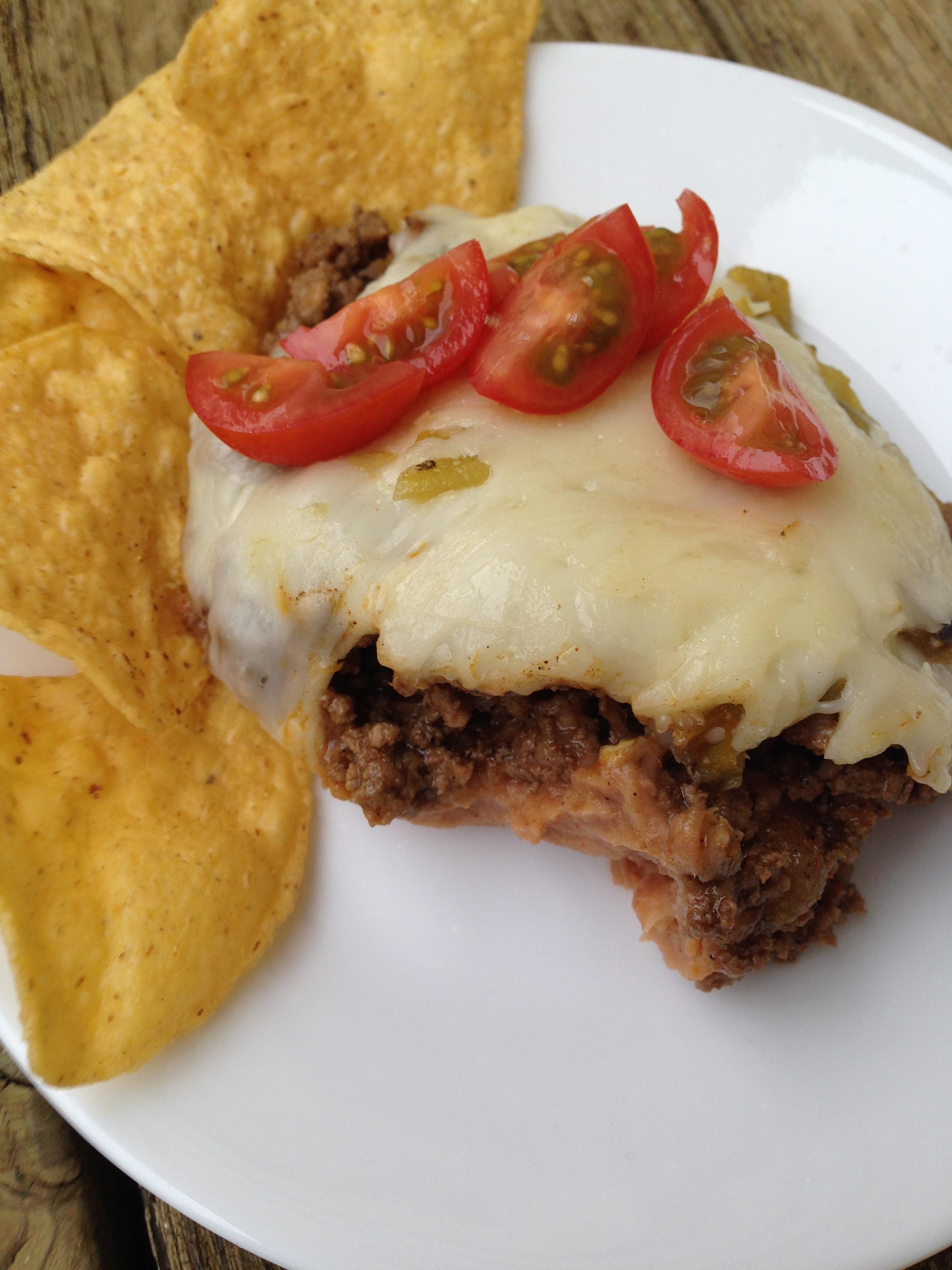 Trista's Nachos: 35 Minute Meal