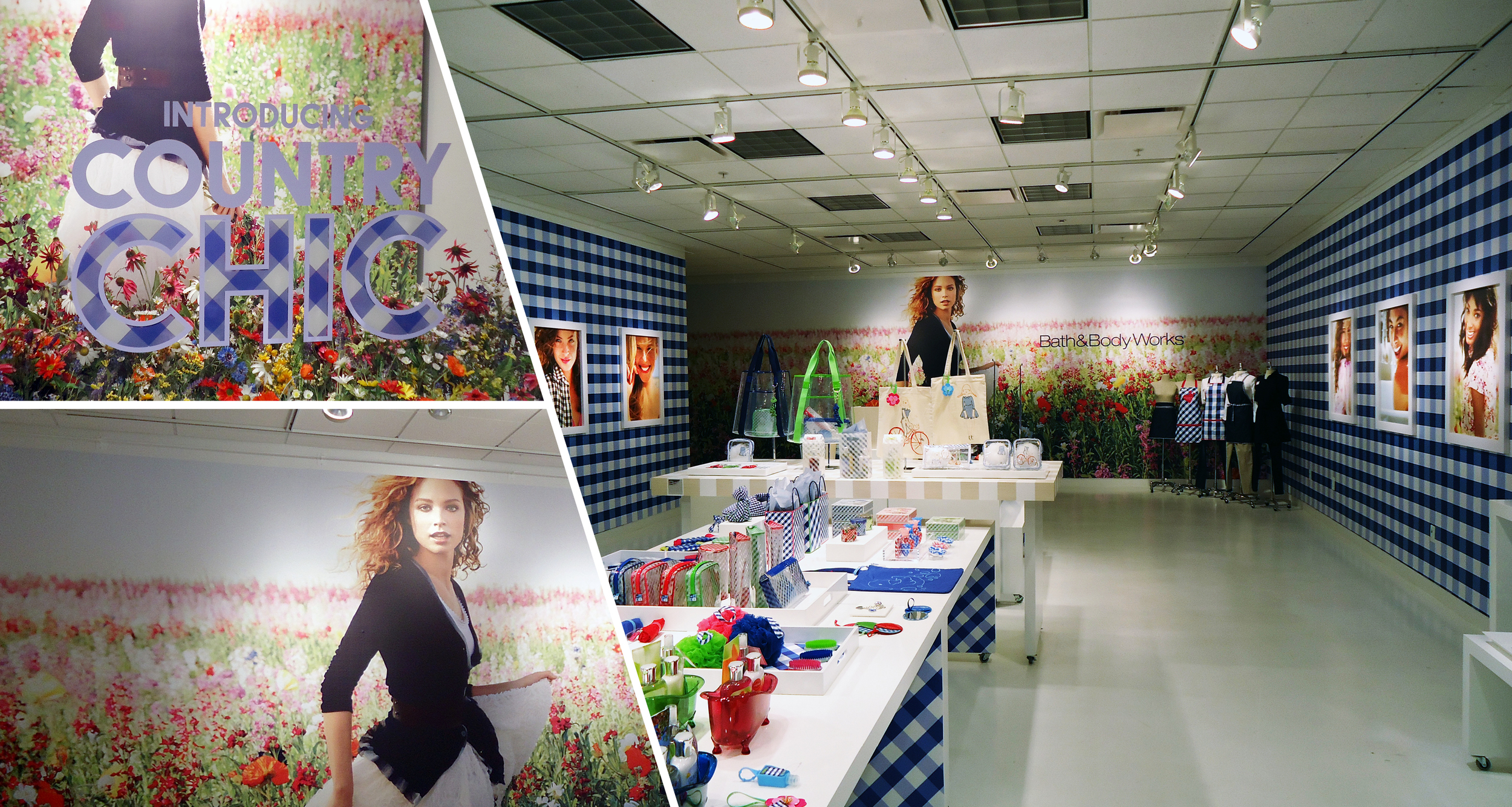 Interior Store Branding  Window and Wall Coverings