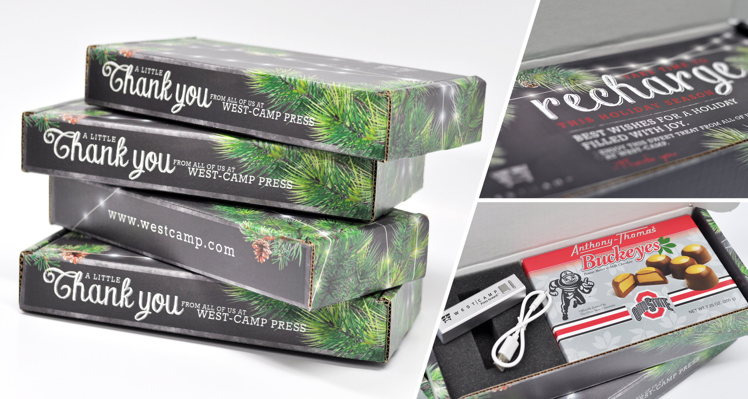 Event Promotions  Power Banks, Custom Boxes