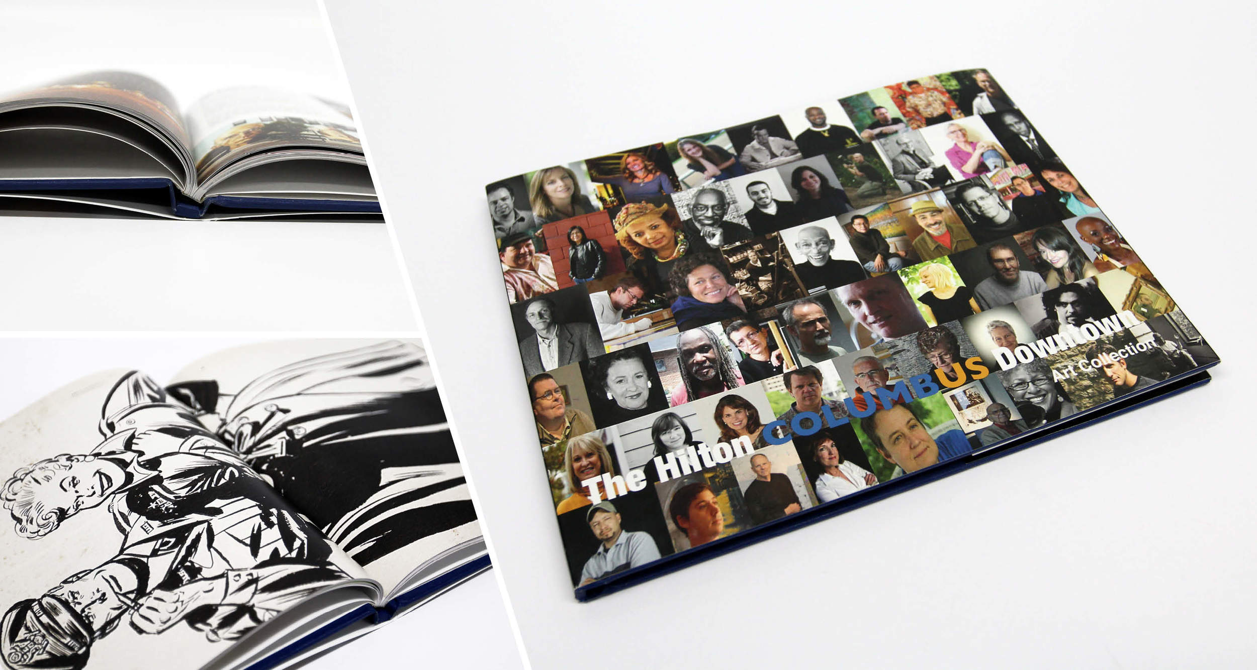 Coffee Table Book  Casebound