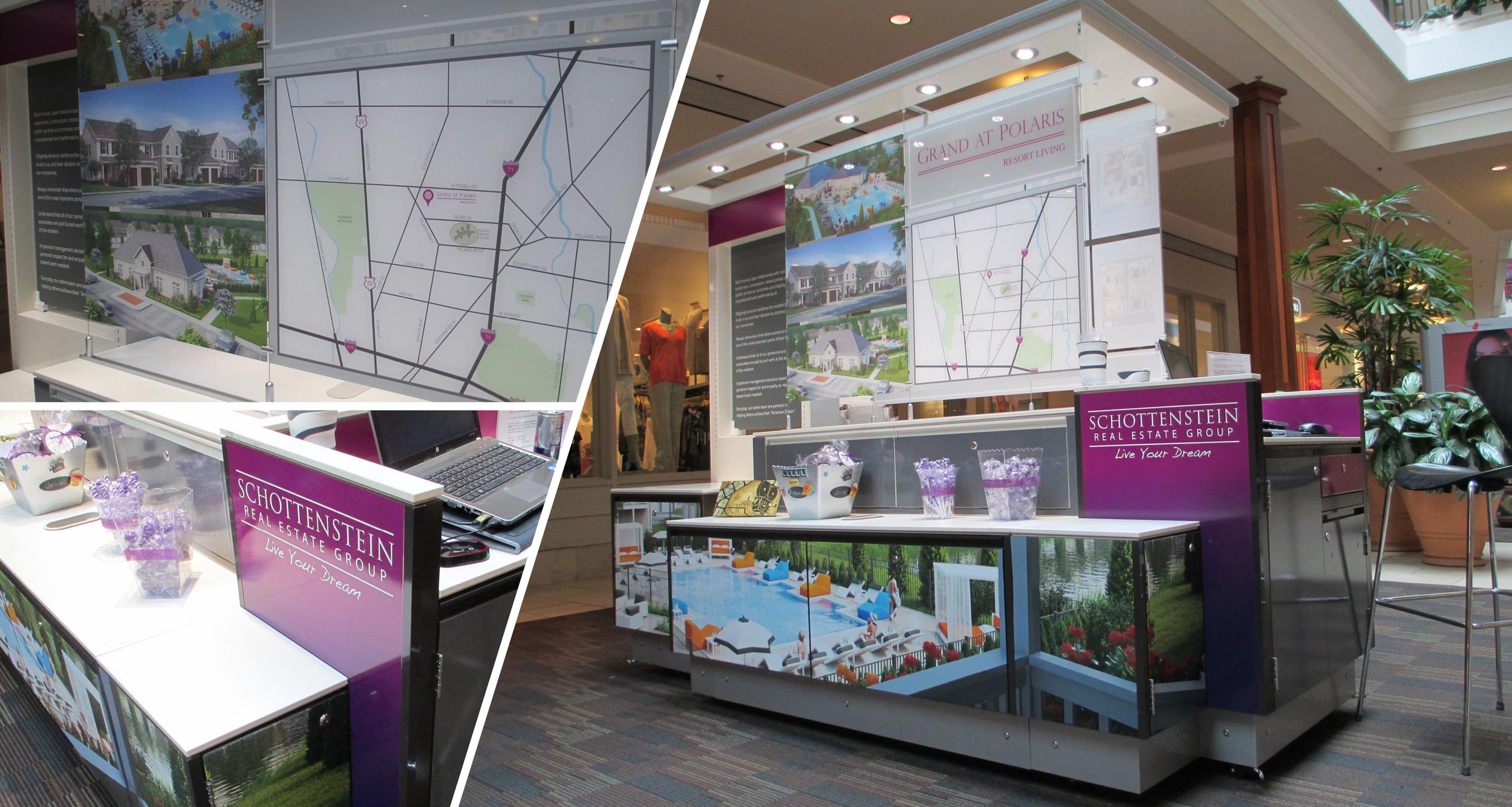 Marketing Display  Design, Manufactured, Installation