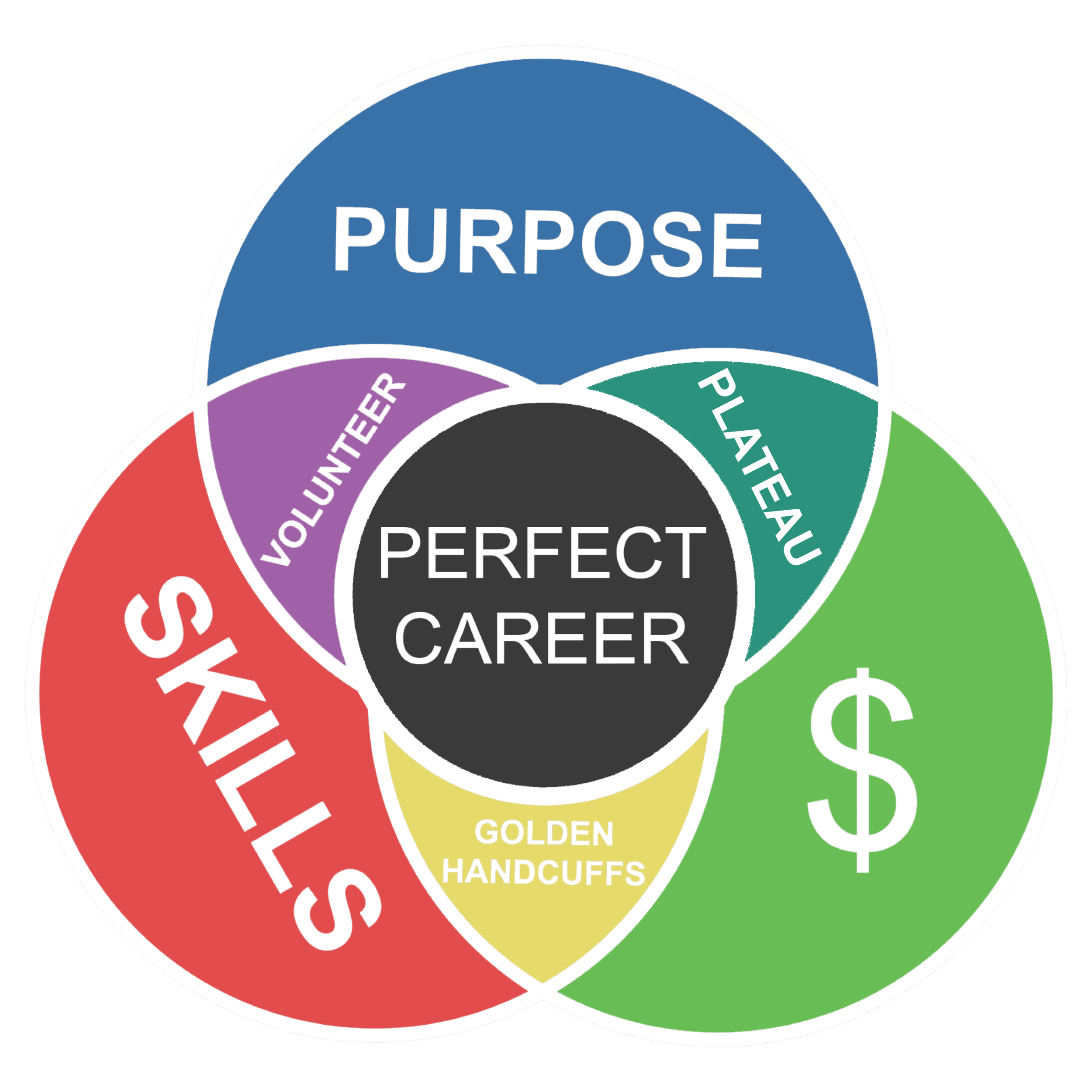 Perfect career diagram new