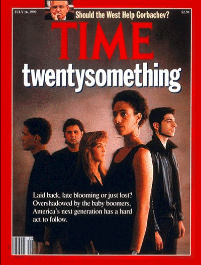 TIME July 16, 1990
