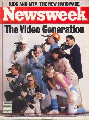 NEWSWEEK December 30, 1985