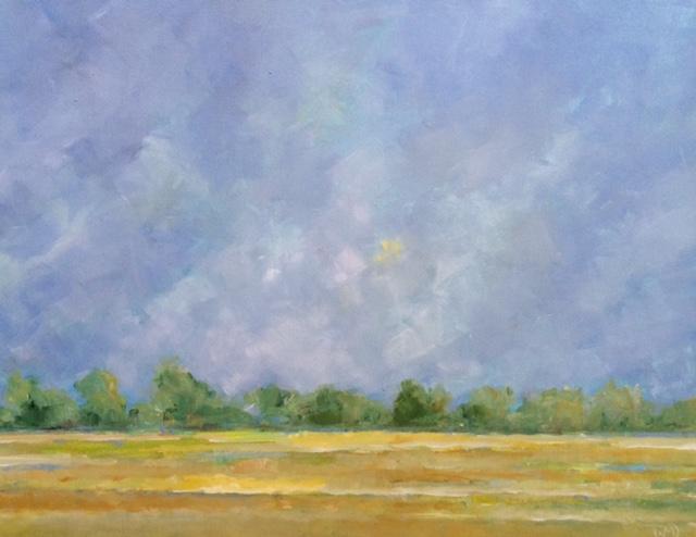 Yellow Fields III