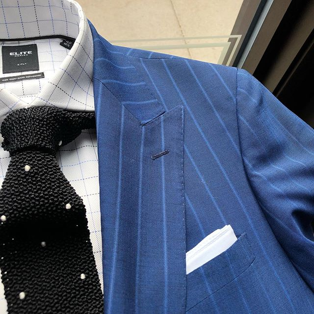 New Arrival:  Bold suiting from Trend USA 👔💼 #dtsf #experiencephillipsavenue #menswear