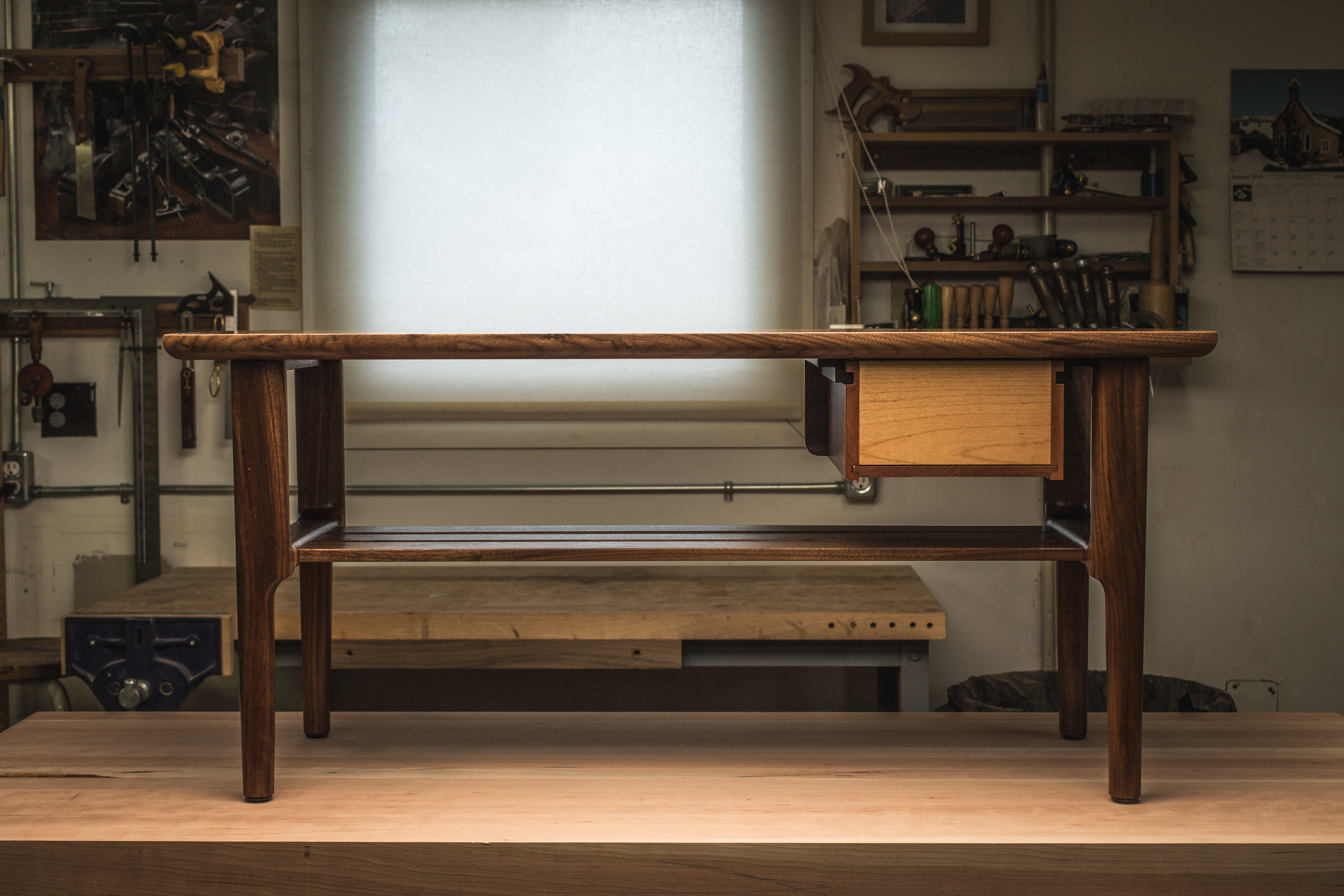 Hudson Bench by Kenton Jeske