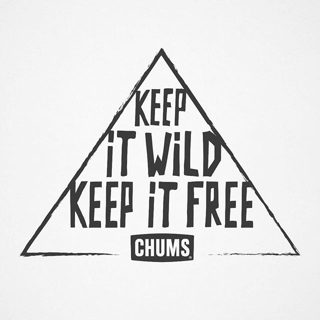 We ❤️ our rivers. Join us as we show the river some love at chums.com/wildandfree #chumswildandfree