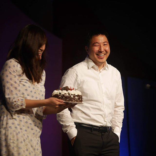 Wishing the happiest of birthdays to our zone pastor, @jasonwang4jc !#igniterolcc