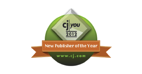 """September 2012: Linfield Media wins Commission Junction's (""""CJ's"""") New Publisher of the Year Award for driving more revenue and earning more commission than any other new publisher."""