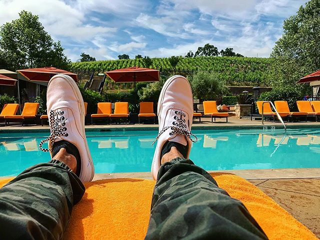 Poolside Etiquette  #Wavy #Shit #Out #Here