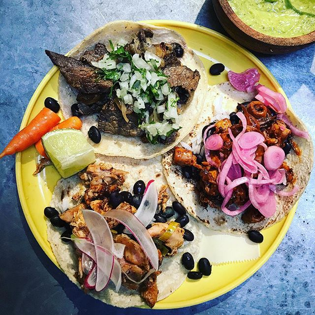 The Trifecta  #Tacos #Always #EverydayIsASaturday