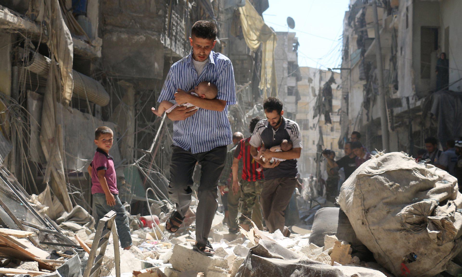 ©Ameer Alhalbi/AFP