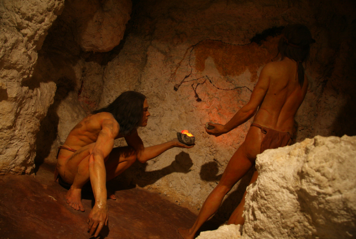 ©National Museum of Natural HIstory, Hall of Human Origins