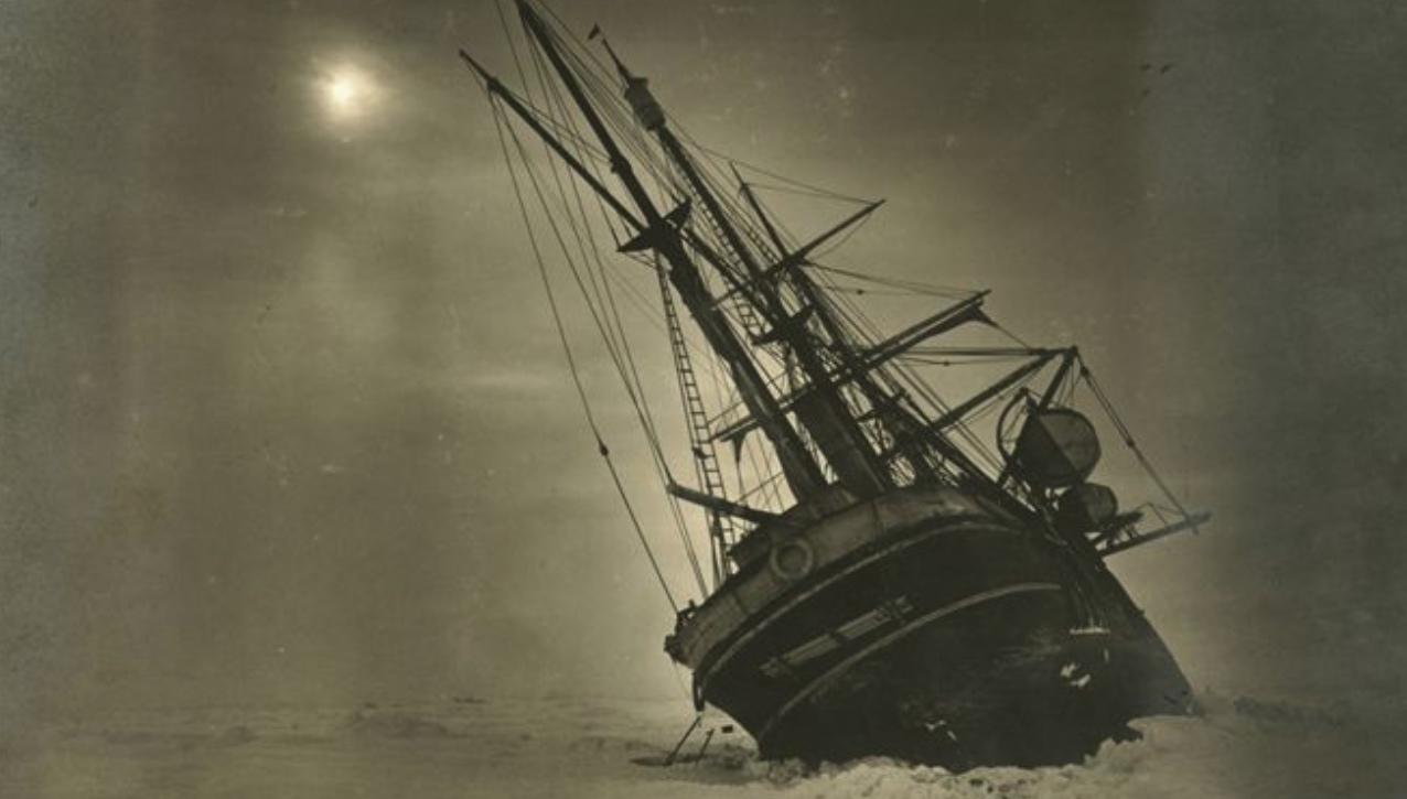 ©Frank Hurley/Royal Geographical Society