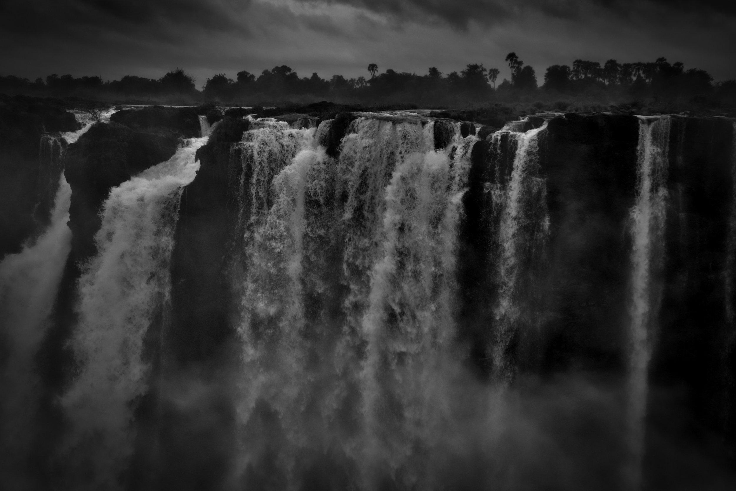 Victoria Falls, Zimbabwe.