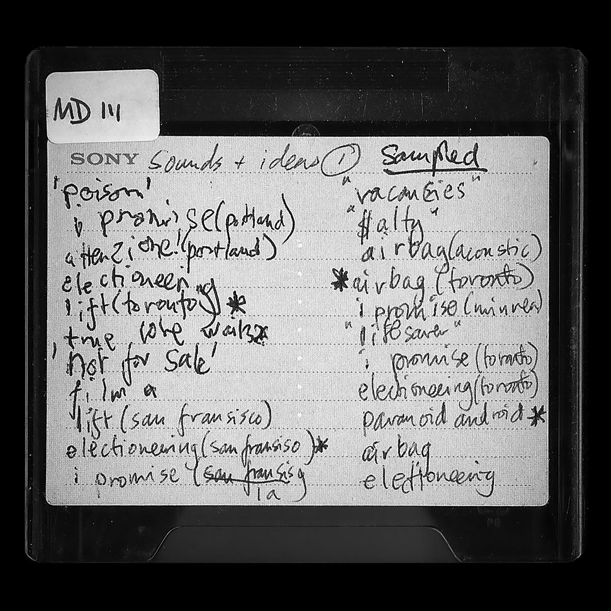 ©Radiohead-Bandcamp