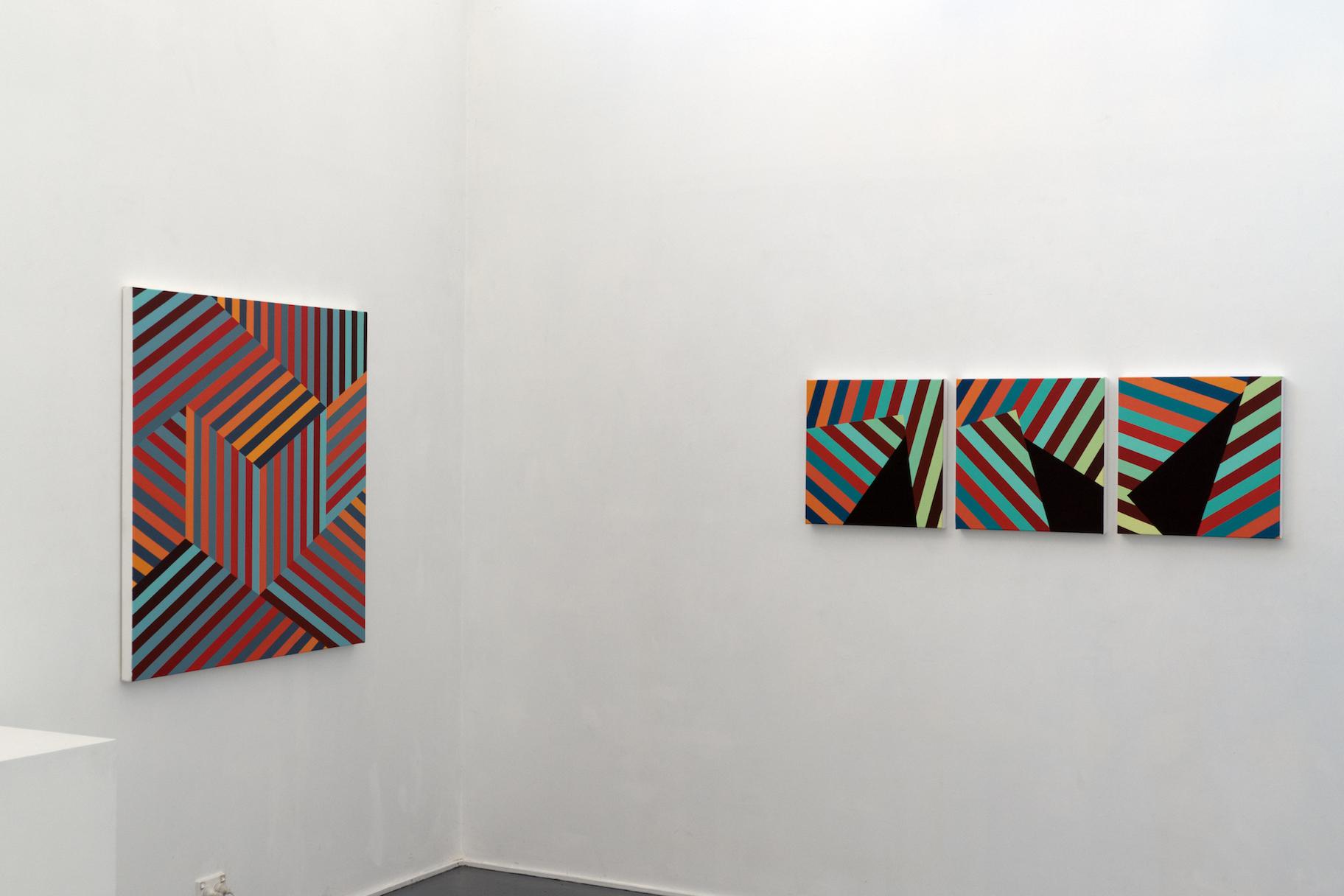 Tom Loveday, Edge of Reality, 2018, Installation