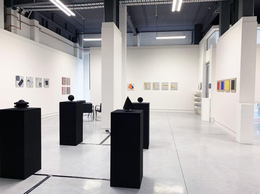 SQUARE at May Space, 2019, Installation. Photo by Gallery.