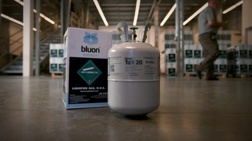 Bluon — Vector is love