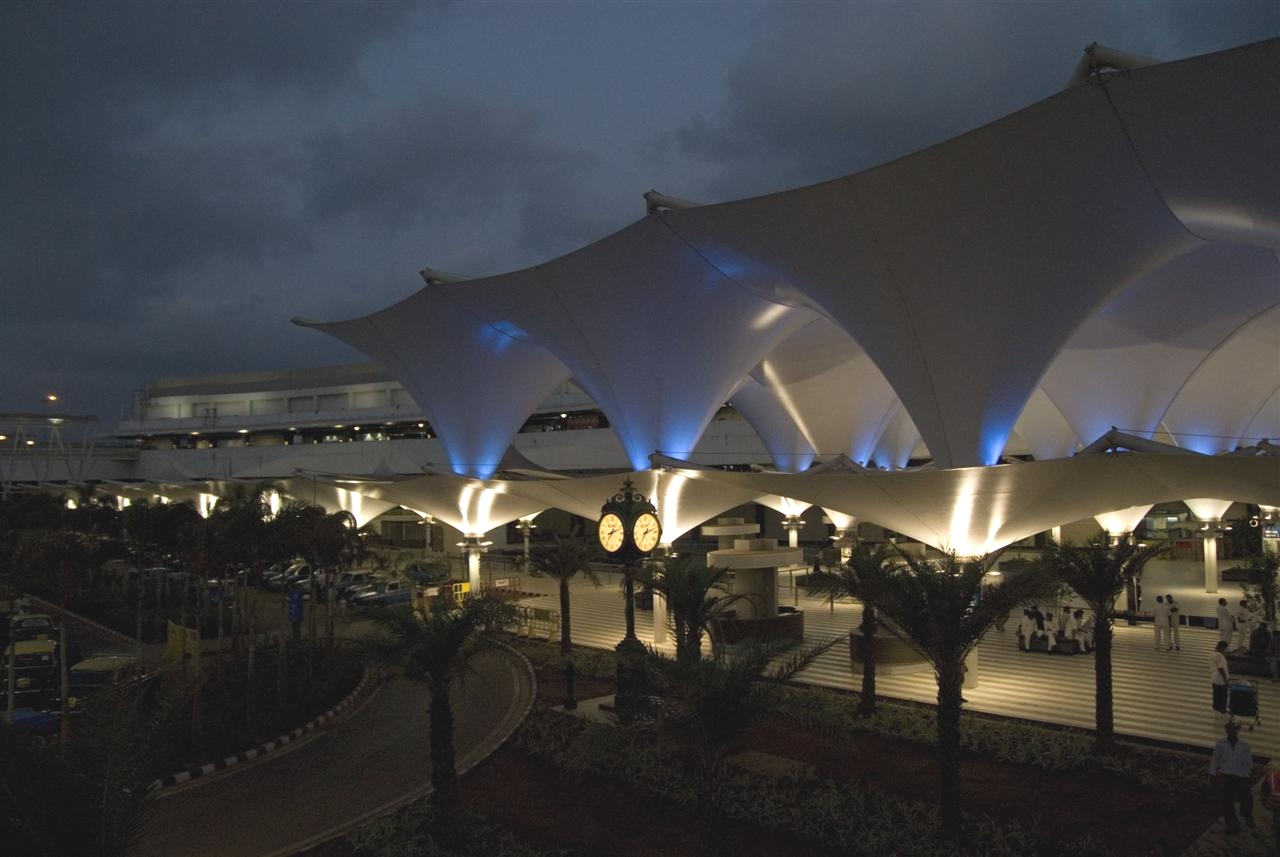 Chhatrapati Shivaji International Airport Arrival Plaza