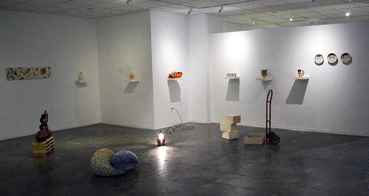 Cross Border Conversations.     The opening reception:  Friday April 3 2015 from 6 - 8pm   Images from Tyler School of Art Ceramicsin Philadelphia