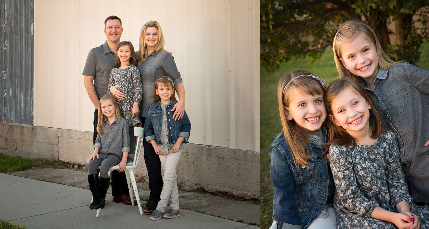 family pictures Tomball, TX