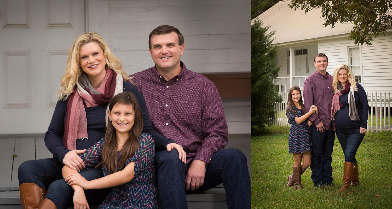 family portraits Spring, Texas