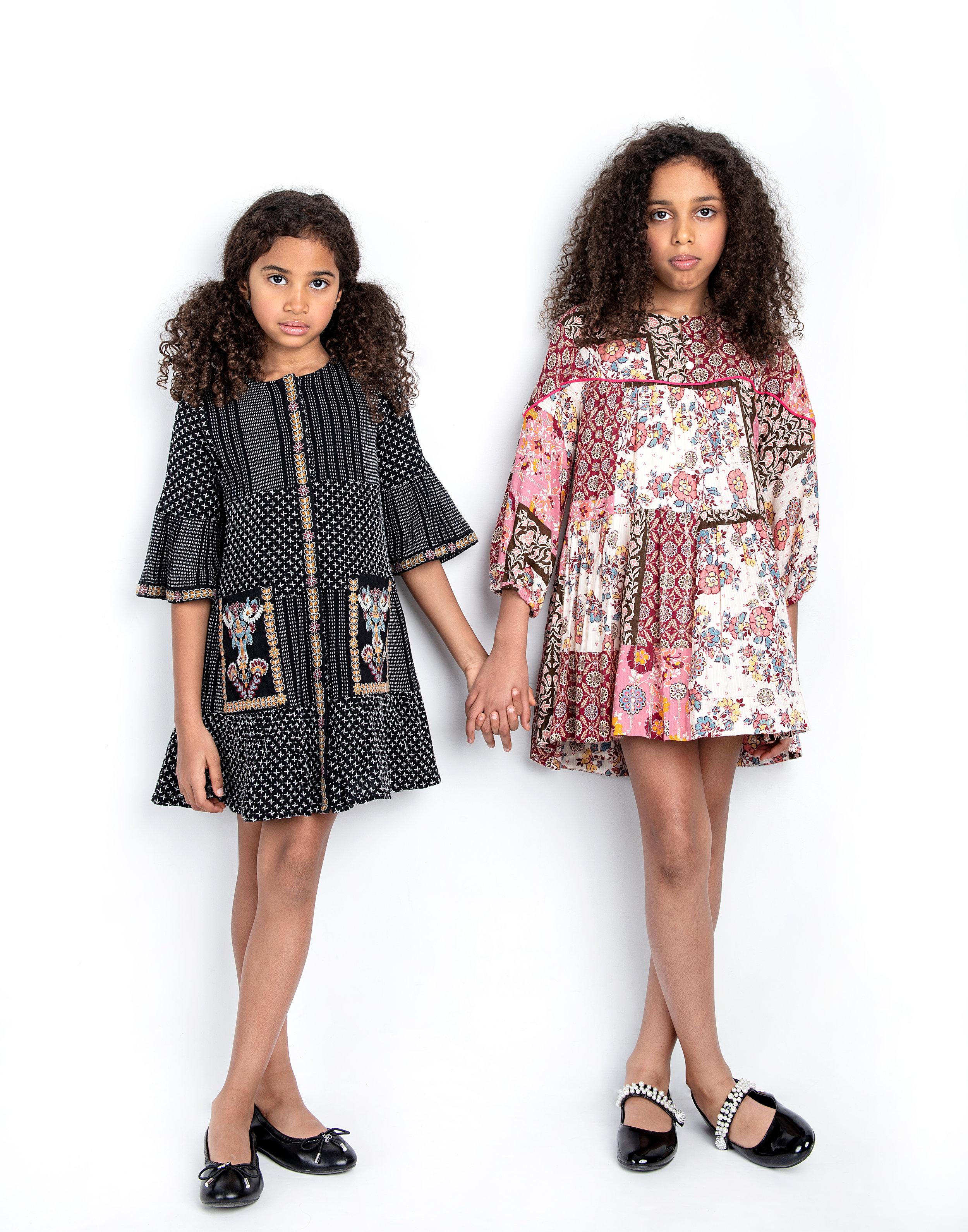 Zara & Ameera (sisters)