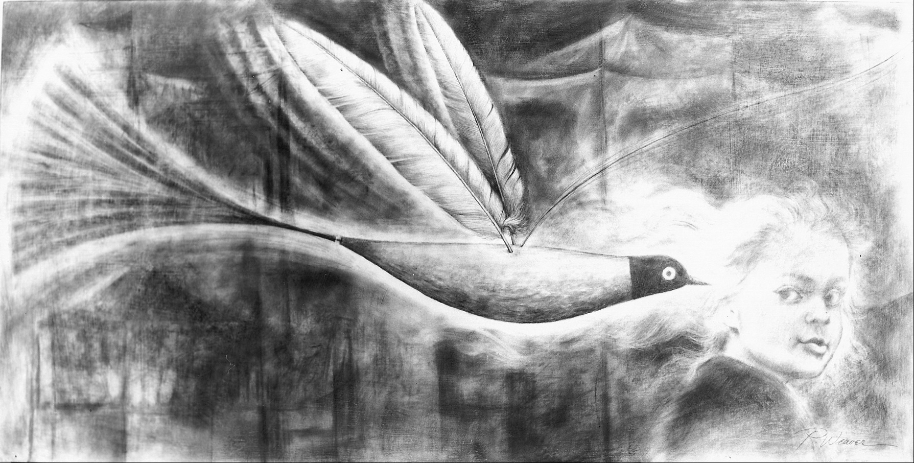 """Birdie"" c. 1973*"